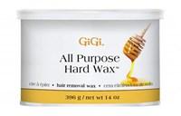 Твёрдый воск GiGi All Purpose Honee Hard Wax, 396 гр. для эпиляции бикини, всех типов волос и участков кожи