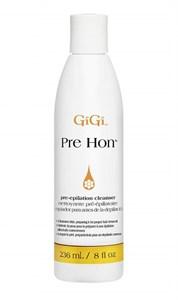 Антибактериальный лосьон GiGi Pre Hon Lotion, 236 мл. для очищения кожи перед депиляцией