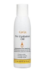 Масло перед депиляцией GiGi Pre Epilation Oil, 118 мл. для подготовки кожи