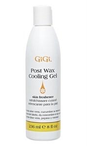Гель после депиляции GiGi Post Wax Cooling Gel, 236 мл. охлаждающий кожу с ментолом