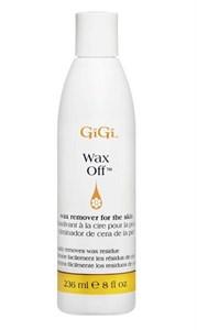 Крем GiGi Wax Off, 236 мл. средство для удаления воска с кожи после депиляции