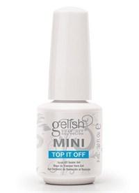 Топ для гель-лака Gelish MINI Top It Off, 9 мл.