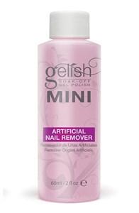 Жидкость для снятия гель лака GELISH MINI Artificial Nail Remover, 60 мл.