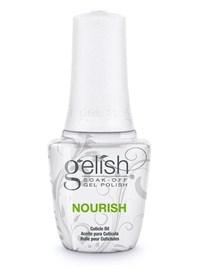 Масло для ногтей и кутикулы Gelish Nourish Cuticle Oil, 15 мл. увлажняющее