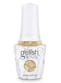 """Гель-лак Gelish Golden Treasure, 15 мл. """"Золотой клад"""""""