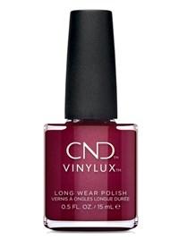 Лак для ногтей CND VINYLUX #330 Rebellious Ruby, 15 мл. недельное покрытие