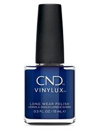 Лак для ногтей CND VINYLUX #332 Sassy Sapphire, 15 мл. недельное покрытие