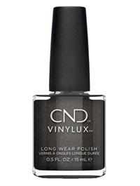 Лак для ногтей CND VINYLUX #334 Powerful Hematite, 15 мл. недельное покрытие