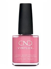 Лак для ногтей CND VINYLUX #349 Kiss From a Rose, 15 мл. недельное покрытие