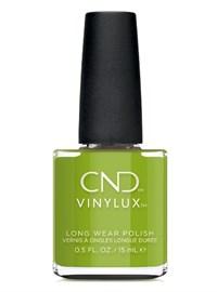 Лак для ногтей CND VINYLUX #363 Crisp Green, 15 мл. недельное покрытие