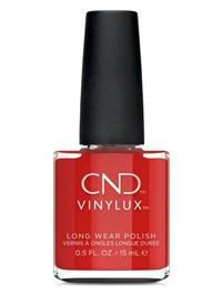 Лак для ногтей CND VINYLUX #364 Devil Red, 15 мл. недельное покрытие