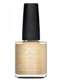 Лак для ногтей CND VINYLUX #368 Get That Gold, 15 мл. недельное покрытие