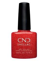 """Гель-лак CND Shellac Ruby Ritz, 7.3 мл. """"Рубиновый блеск"""""""