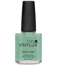 CND VINYLUX #166 Mint Convertible,15 мл.- лак для ногтей Винилюкс №166