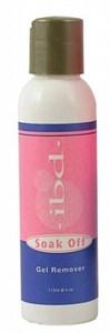 IBD Soak Off Remover, 118 мл. - жидкость для снятия биогеля, гель-лаков, лаков для ногтей