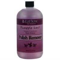EzFlow Pineapple Scent Polish Remover, 946 мл. - жидкость для снятия лака, отдушка ананас