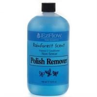 EzFlow Rainforest Scent Polish Remover, 946 мл. - жидкость для снятия лака, отдушка лес