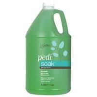 Gena Pedi Soak Bath, 3.785мл. - очищающее замачивание для педикюра с маслом чайного дерева