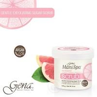 Gena Mani Spa Sugar Scrub, 340 г. - Сахарный скраб для рук с аргановым маслом