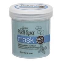 Gena Pedi Spa Mask, 453г. - увлажняющая маска для ног с морскими экстратами и алоэ Вера