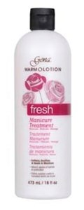 Gena Fresh Scent Warm O Lotion, 473мл. - лосьон для горячего маникюра,аромат свежести