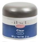 IBD LED/UV Gel Clear, 56 г. – прозрачный гель для укрепления ногтей