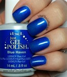 """IBD Just Gel Polish Blue Haven, 14 мл. - гель лак IBD """"Синие небеса"""" - фото 19125"""