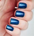 """EzFlow TruGel Blue Topaz, 14 мл. - гелевый лак """"Голубой топаз"""" - фото 22504"""