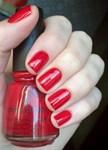 """China Glaze Italian Red, 14мл.-Лак для ногтей """"Итальянский красный"""" - фото 25060"""