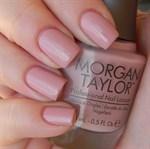 "Morgan Taylor Luxe Be A Lady, 15 мл. - лак для ногтей Морган Тейлор ""Роскошь быть леди"" - фото 25887"