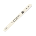 Kinetics Nail Files White Turtle, 180/180 грит - пилка Кинетикс для натуральных ногтей - фото 27030