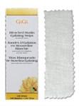 GiGi Bleached Bleached Muslin Strips Small, 100 шт, Отбеленные миткалевые полоски, маленькие 4х11см - фото 30374