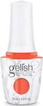 "Harmony Gelish Gel Polish Tiki Tiki Laranga - Orange, 15 мл. - гель лак Гелиш ""Апельсиново-оранжевый"" - фото 30568"