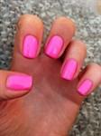 "Harmony Gelish Gel Polish Make You Blink Pink, 15 мл. - гель лак Гелиш ""Розовое мерцание"" - фото 30573"