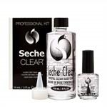 Seche Clear Base,118 мл +14 мл. - набор, прозрачное базовое покрытие под лак