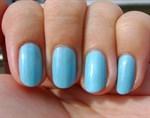 CND VINYLUX #102 Azure Wish, 15 мл. - лак для ногтей Винилюкс №102