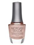 """Лак для ногтей Morgan Taylor No Way Rose, 15 мл. """"Медный блеск"""""""