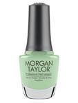 "Лак для ногтей Morgan Taylor Supreme In Green, 15 мл. ""Фисташковый"""