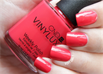 CND VINYLUX #122 Lobster Roll, 15 мл. - лак для ногтей Винилюкс №122