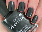 CND VINYLUX #133 Overtly Onyx,15 мл.- лак для ногтей Винилюкс №133 SALE! - фото 4167