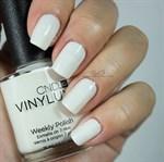 CND VINYLUX #151 Studio White,15 мл.- лак для ногтей Винилюкс №151 - фото 4242