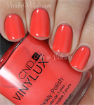 CND VINYLUX #163 Desert Poppy,15 мл.- лак для ногтей Винилюкс №163 - фото 4292