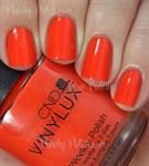 CND VINYLUX #112 Electric Orange,15 мл.- лак для ногтей Винилюкс №112 - фото 4328