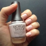 """Morgan Taylor One And Only, 15 мл. - лак для ногтей Морган Тейлор """"Для единственной"""" - фото 6186"""