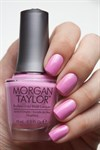 "Morgan Taylor Lip Service, 15 мл. - лак для ногтей Морган Тейлор ""Как твои губы"" - фото 6223"