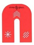 China Glaze Magnetix Magnet - магнит на три дизайна: звезда, стрелки, линии - фото 7937