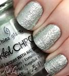 "China Glaze Wrinkling The Sheets, 14 мл. - Лак для ногтей ""Смятые листы"" - фото 8337"