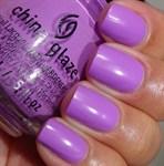 "China Glaze That's Shore Bright, 14мл - лак для ногтей ""Яркие берега"" - фото 8381"