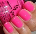 "China Glaze Heat Index, 14мл - лак для ногтей ""Жаркая погода"" - фото 8409"