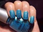 "China Glaze Seahorsin' Around, 14 мл. - Лак для ногтей ""Прогулка по пляжу"" - фото 8569"